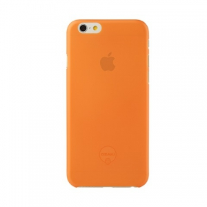 OZAKI O!coat-0.3-Jelly iPhone 6 Orange Apple accessories