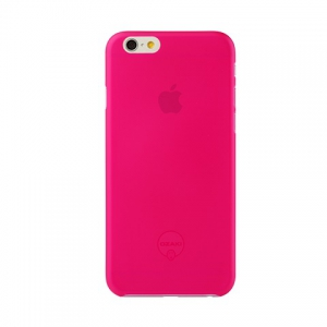 OZAKI O!coat-0.3-Jelly iPhone 6 Pink