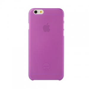 OZAKI O!coat-0.3-Jelly iPhone 6 Purple