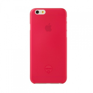 OZAKI O!coat-0.3-Jelly iPhone 6 Red