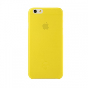 OZAKI O!coat-0.3-Jelly iPhone 6 Yellow