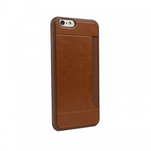 OZAKI O!coat-0.3+Pocket iPhone 6 Brown Apple accessories