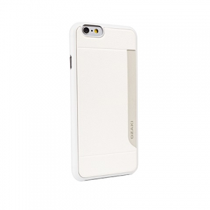 OZAKI O!coat-0.3+Pocket iPhone 6 White