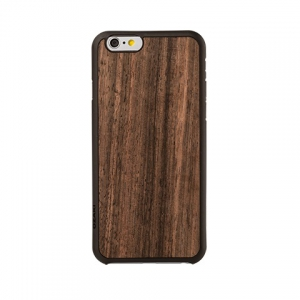 OZAKI O!coat-0.3+Wood iPhone 6 Ebony