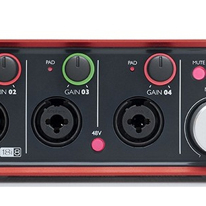 Focusrite Scarlett 18i8 NEW