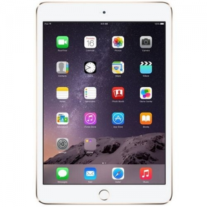 Apple iPad mini 3 Wi-Fi+LTE 128Gb (Gold)