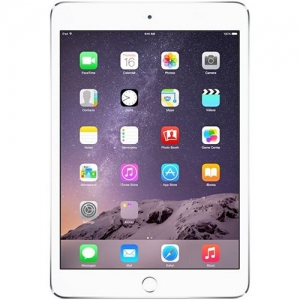 Apple iPad mini 3 Wi-Fi+LTE 64Gb (Silver)