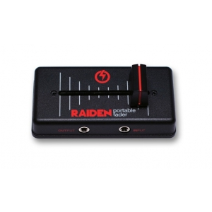 RAIDEN VVT-MK1 Portable Fader BLACK/RED