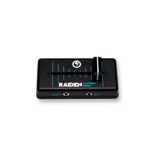 RAIDEN VVT-MK1 Portable Fader BLACK/BLUE