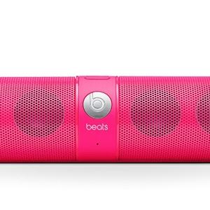 Beats by Dr. Dre Pill Neon Pink