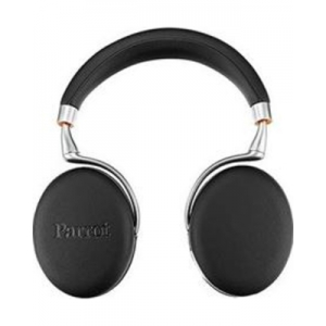 Parrot Zik 3 by Starck Black Leather-grain