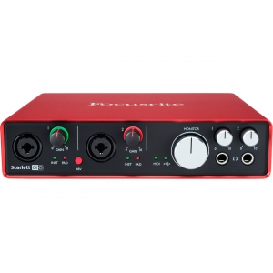 Focusrite Scarlett 6i6 NEW