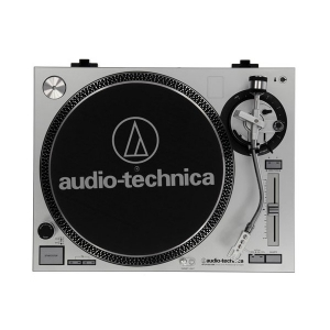 Audio-Technica AT-LP120-USBHC Silver