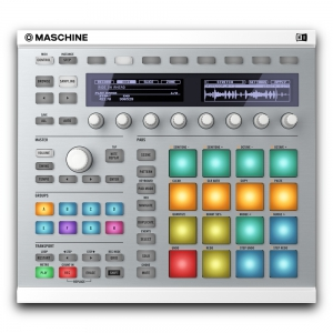 Native Instruments Maschine MkII (White)