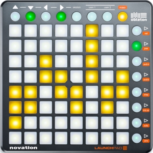 Novation LaunchPad S DJ-контроллер