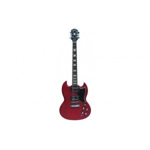 EPIPHONE FADED G400 WORN CHERRY CH HDWE