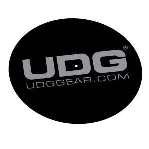 UDG Turntable Slipmat Set Black/Silver