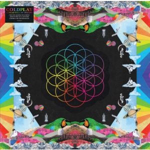 Coldplay - A Head Full Of Dreams LIMITED HEAVYWEIGHT VINYL 2XLP