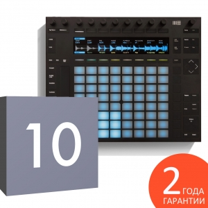 Ableton Push 2 - Live 10 Suite Bundle DJ-контроллер