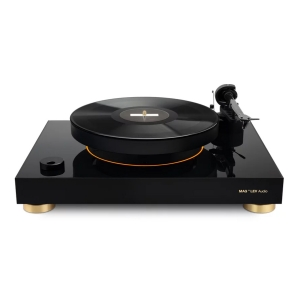 MAG-LEV Audio ML1 Black Gold Edition