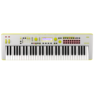 KORG Kross 2 61 Gray-Green