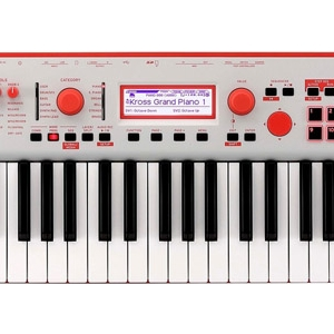 KORG Kross 2 61 Gray-Red