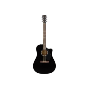 Fender CD-60SCE ALL Mahogany Black