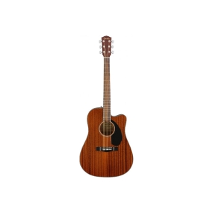 Fender CD-60SCE ALL Mahogany Natural