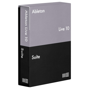 Ableton Live 10 Suite, UPG from Live 7-9 Suite