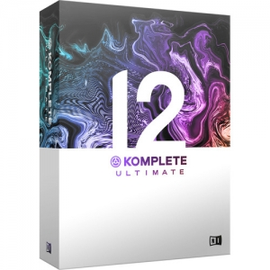 Native Instruments KOMPLETE 12 ULTIMATE CollectorsEdition UPG KU8- 12