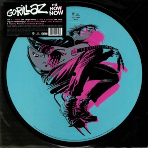 Gorillaz – The Now Now (Pictrure Disc)