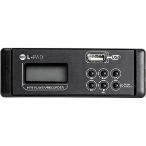 RCF L-Pad MP3 Player Recorder Card