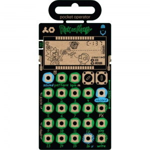Teenage Engineering Pocket Operator PO-137 Rick and Morty
