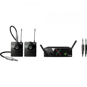 AKG WMS40 Mini Instrumental Set BD ISM1