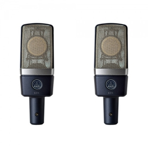 AKG C214 (Matched Pair)