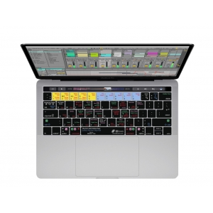 KB Cover Ableton Live Keyboard Cover MacBook Pro (Late 2016+) w Touch Bar