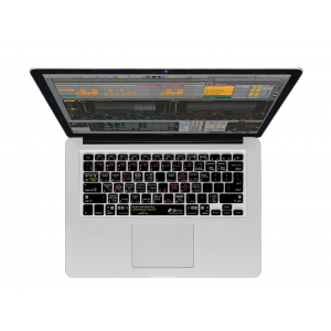 KB Cover Ableton Live Keyboard Cover MacBook/Air 13/ Pro (2008+)