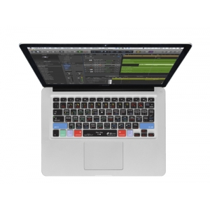 KB Cover Logic Pro X Keyboard Cover MacBook/Air 13/ Pro (2008+)