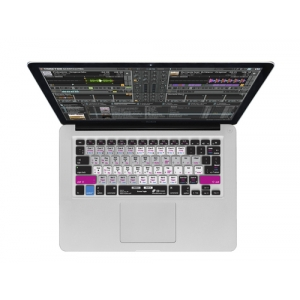 KB Cover Traktor Pro Keyboard Cover MacBook Pro (Late 2016+) w/ Touch Bar