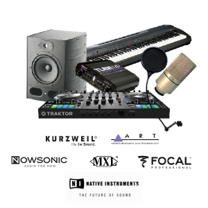 Native Instruments, Marshall Electronics, ART, Nowsonic, Kurzweil, Focal Pro вже на складі!