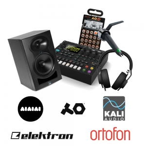 AIAIAI, Elektron, Kali Audio, Ortofon, Teenage Engineering вже на складі!