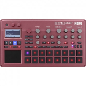 Korg Electribe 2 Metallic Red