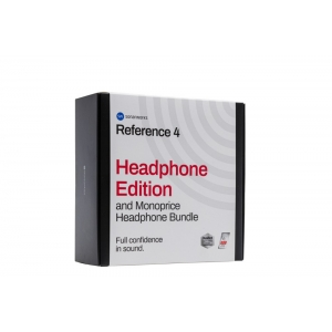 Sonarworks Reference 4 Headphone Edition Monoprice Bundle