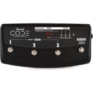 Marshall PEDL-91009 Footcontroller for Code Series