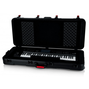 Gator TSA ATA 61-Note Keyboard W/ Wheels