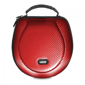 UDG Creator Headphone Case Large Red PU