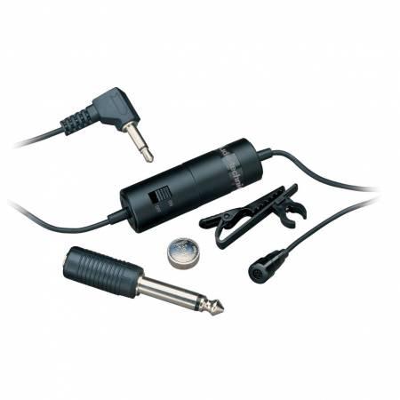 Audio-Technica ATR3350 петличный микрофон