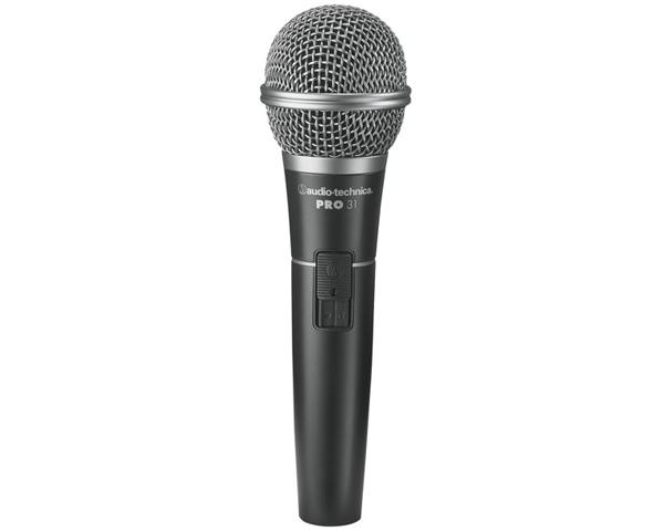 Audio-Technica PRO31QTR микрофон