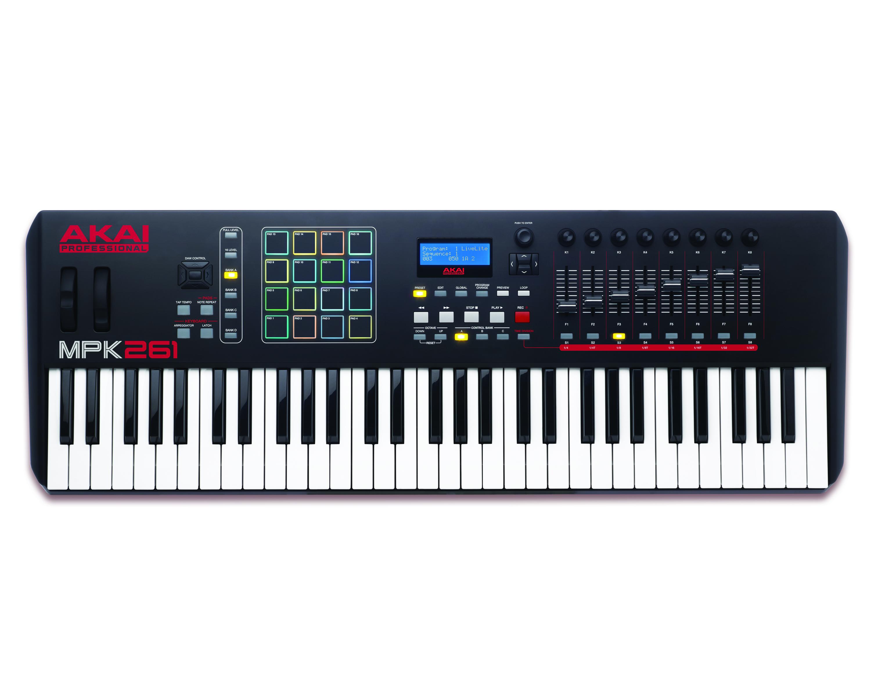Midi-клавиатура MPK261