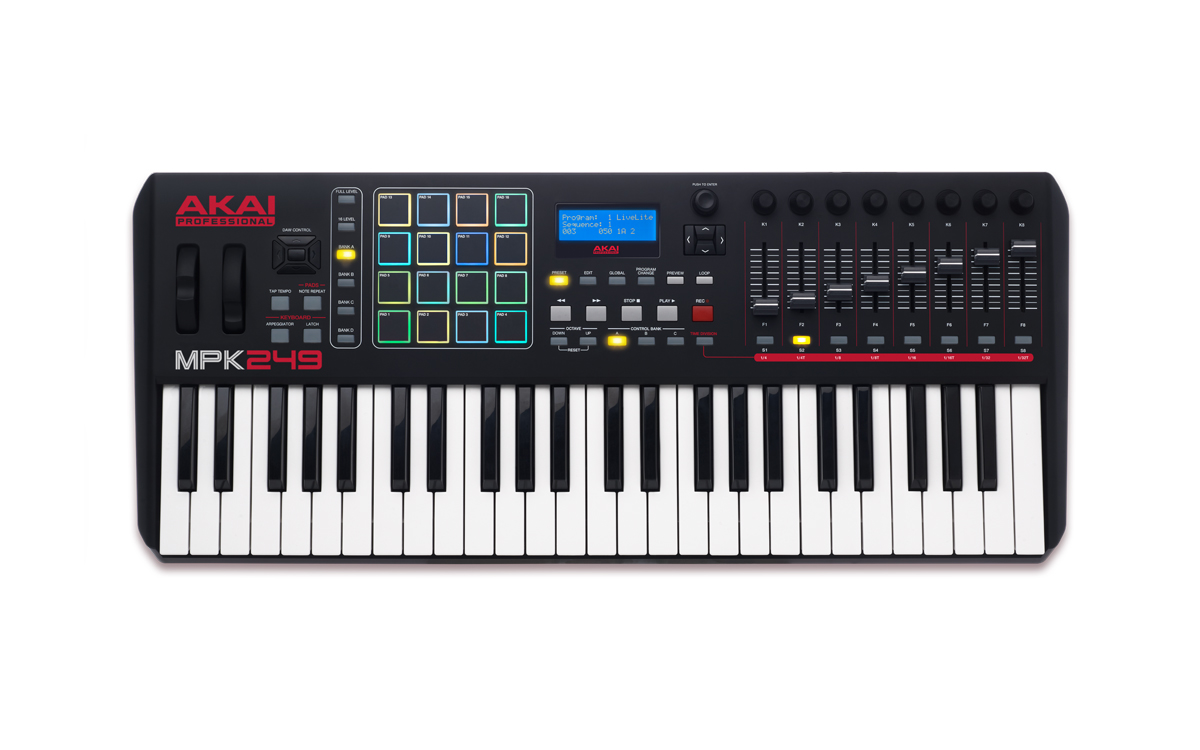 Midi-клавиатура MPK249